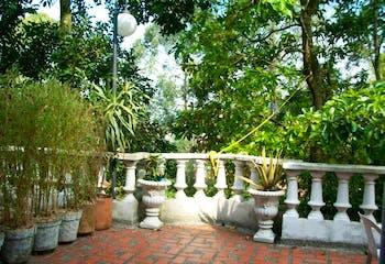 Casa en venta en Los Balsos con acceso a Jardín