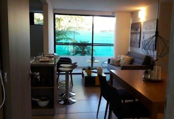 Apartamento en venta en Parque/Centro, 60m²