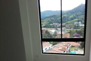 Apartamento en venta en El Retiro de 3 hab.