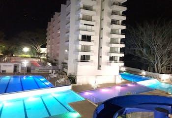 Apartamento en venta en Llano Aguirre de 1 habitacion
