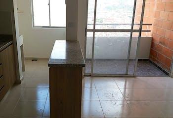Apartamento en venta en Niquia 59m² con Piscina...