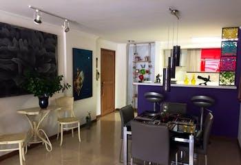 Apartamento en venta en Las Lomas de 121m²