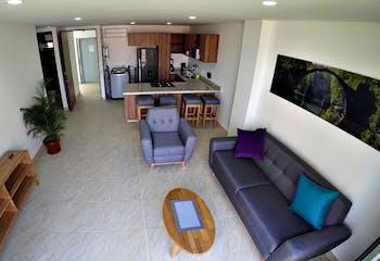 Apartamento en venta en Bolivariana 77m² con Solarium...