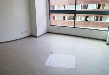 Apartamento en venta en Llanogrande de 54m²