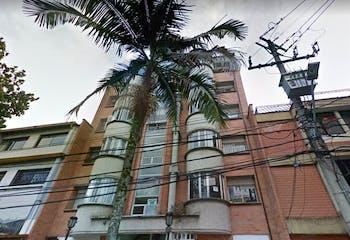 Apartamento en venta en B Cerro El Volador de 2 alcobas