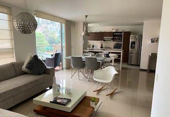Apartamento en Los Balsos, El Poblado, 3 Habitaciones- 110m2.