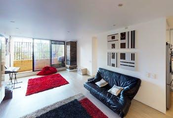 Apartamento en Chapinero-Chapinero Alto, con 2 Habitaciones - 130 mt2.