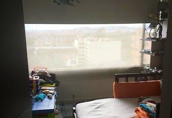Apartamento en venta en Las Delicias de 3 habitaciones