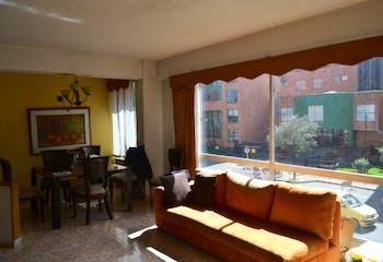 Apartamento en venta en La Esperanza Norte de 3 alcobas