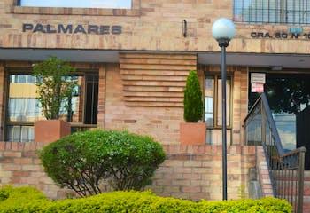 Apartamento en venta en Ciudad Montes 110m²