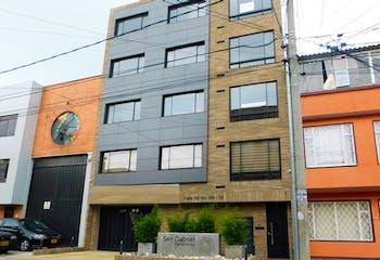 Apartamento en venta en Las Orquídeas de 2 hab.
