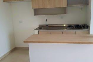 Apartamento en venta en Niquía, 55m² con Bbq...