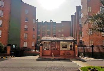 Apartamento en venta en Caobos Salazar 96m²