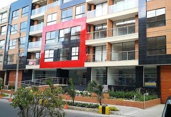 Apartamento en venta en Barrio Pasadena 84m²