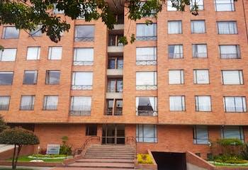 Apartamento en venta en Colinas De Suba de 3 habitaciones