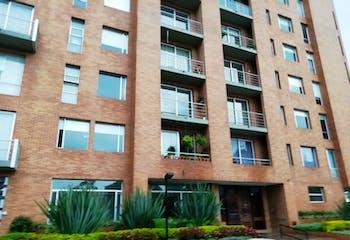 Apartamento en Chico Norte , Bogotá- alcobas con baño c/u
