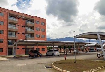 Apartamento en venta en Sector Unidad Deportiva 59m²