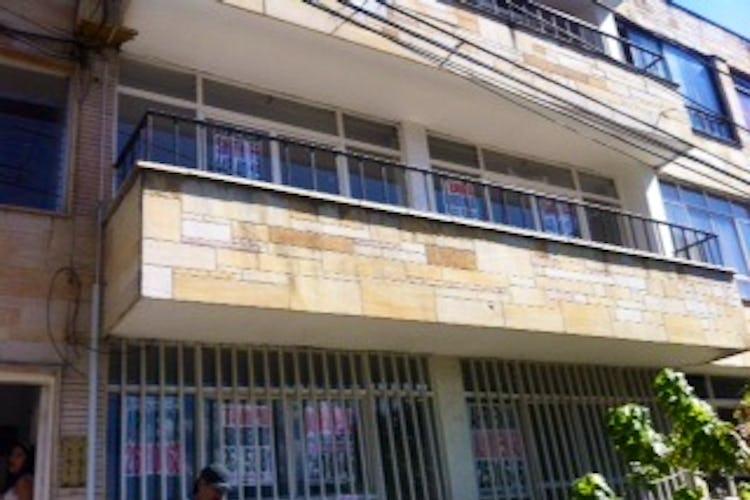 Portada Apartamento en La Candelaria, Medellín