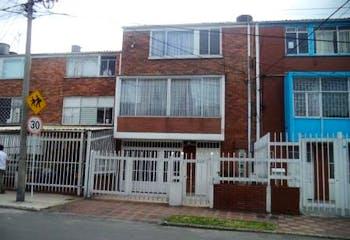 Casa en venta en Barrio Teusaquillo de 4 alcobas