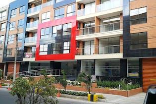 Apartamento en Pasadena, Bogotá en el 4 piso vista exterior, 3 alcobas