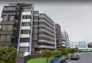 Apartamento en Santa Barbara Central, Bogotá- 2 alcobas