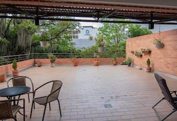 Apartamento en venta en La Aguacatala 270m² con Solarium...